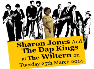 Sharon Jones And The Dap Kings at The Wiltern