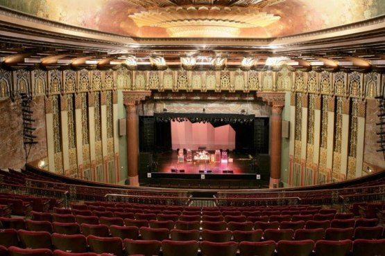 the wiltern california