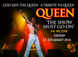 God Save the Queen - A Tribute To Queen at The Wiltern