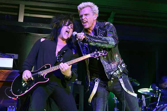 Billy Idol at The Wiltern