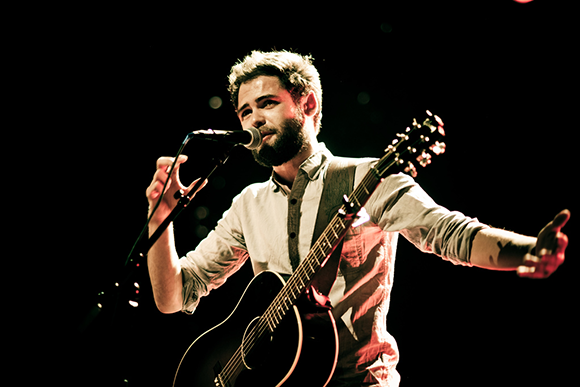 Passenger at The Wiltern