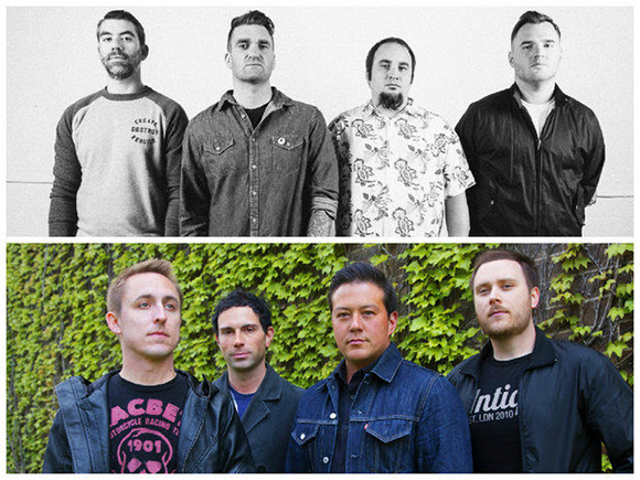 New Found Glory & Yellowcard at The Wiltern