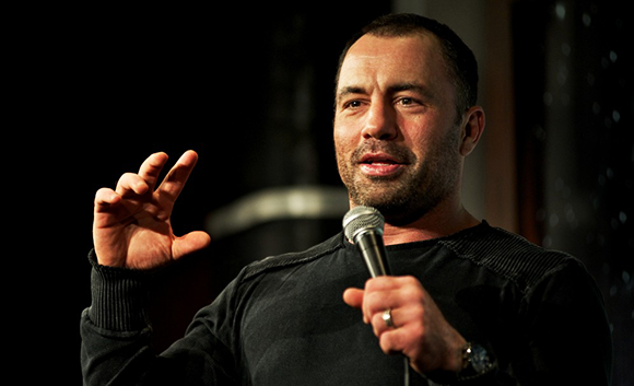 Joe Rogan at The Wiltern
