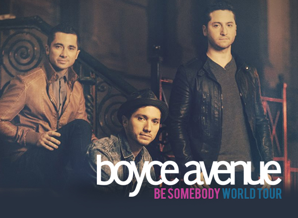 Boyce Avenue at The Wiltern
