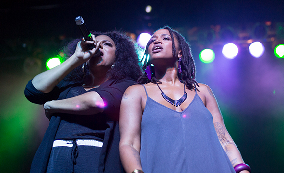 Floetry at The Wiltern
