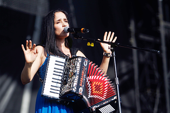 Julieta Venegas at The Wiltern
