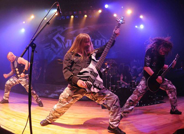 Amon Amarth at The Wiltern