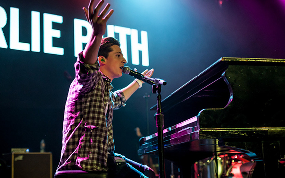 Charlie Puth at The Wiltern