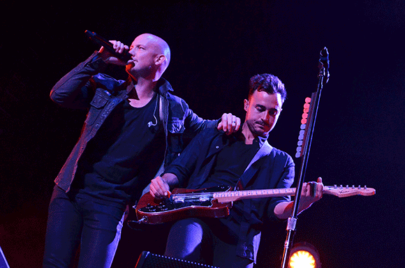 The Fray & American Authors at The Wiltern