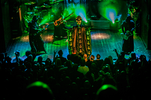 Ghost B.C. & Deafheaven at The Wiltern