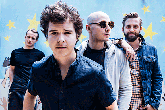 Lukas Graham at The Wiltern