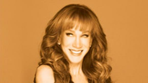 Kathy Griffin & Mary McNamara at The Wiltern