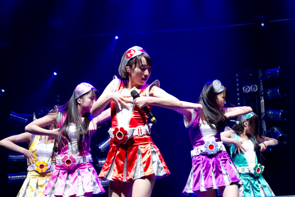 Momoiro Clover Z at The Wiltern