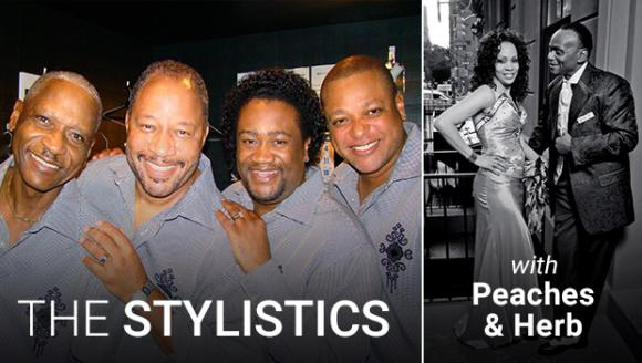 The Stylistics & Peaches and Herb at The Wiltern