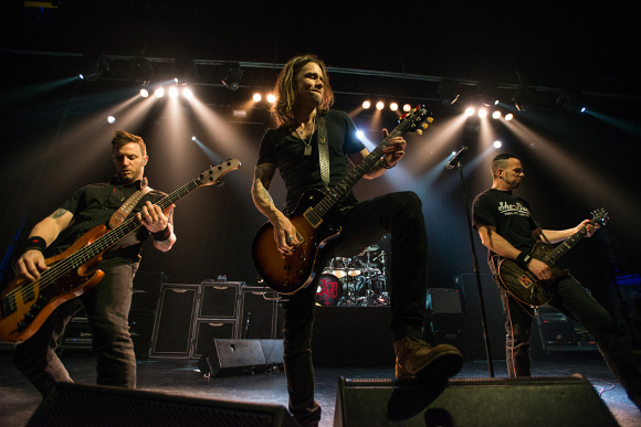Alter Bridge at The Wiltern