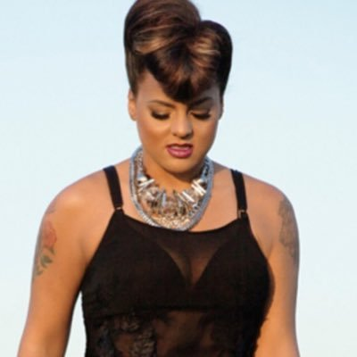 Marsha Ambrosius at The Wiltern