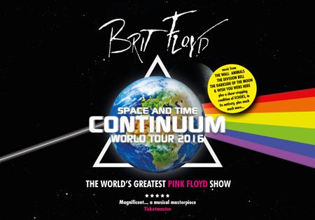 Brit Floyd at The Wiltern