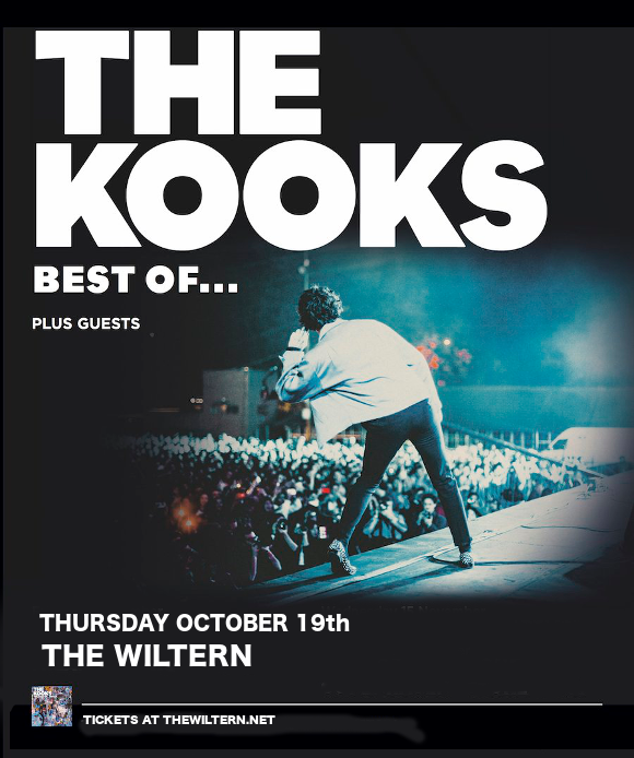 The Kooks at The Wiltern