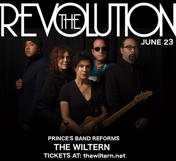 The Revolution at The Wiltern