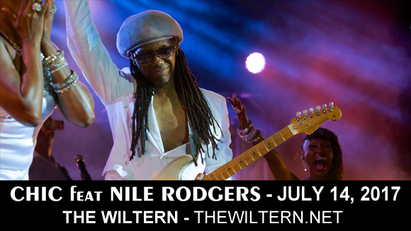 Chic & Nile Rodgers at The Wiltern