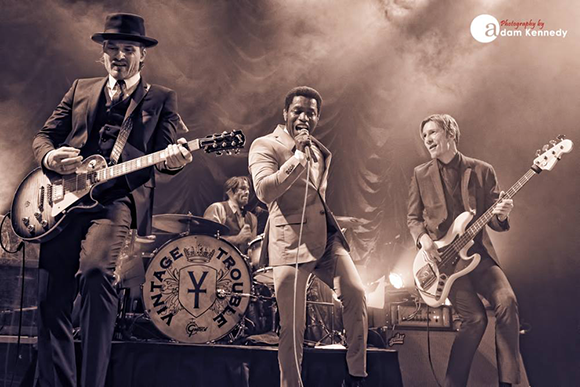 Vintage Trouble at The Wiltern