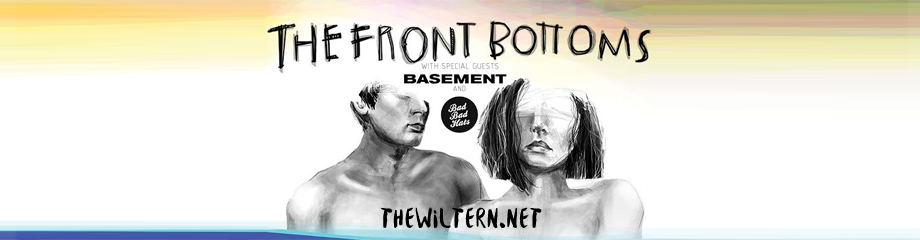 The Front Bottoms at The Wiltern