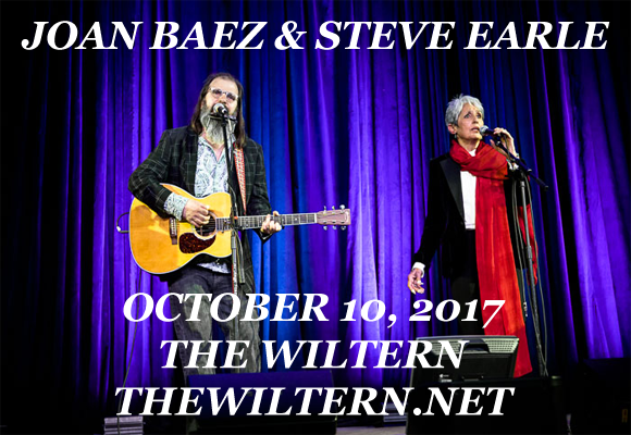 Joan Baez, Steve Earle & Patty Griffin at The Wiltern