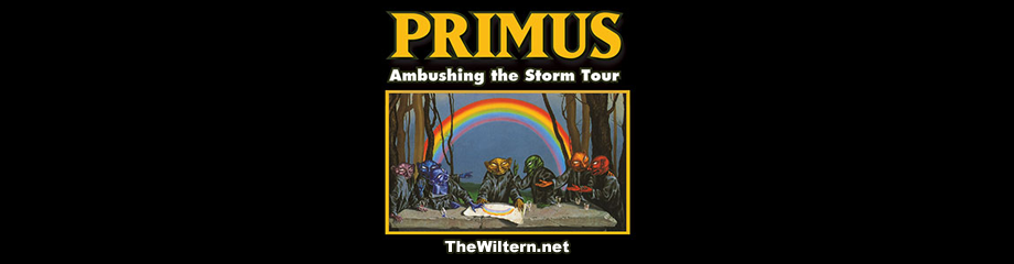 Primus at The Wiltern