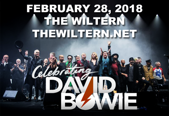 Celebrating David Bowie at The Wiltern