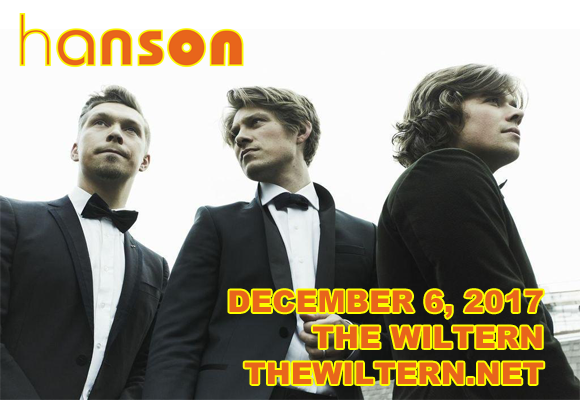 Hanson at The Wiltern