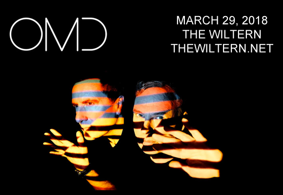 Omd at The Wiltern