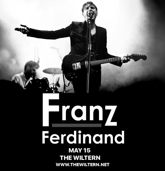 Franz Ferdinand at The Wiltern