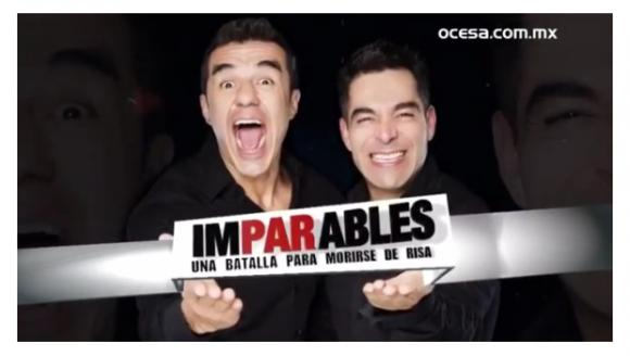 Imparables: Adrian Uribe & Omar Chaparro at The Wiltern