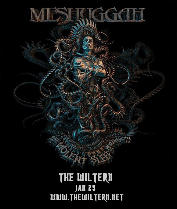Meshuggah at The Wiltern