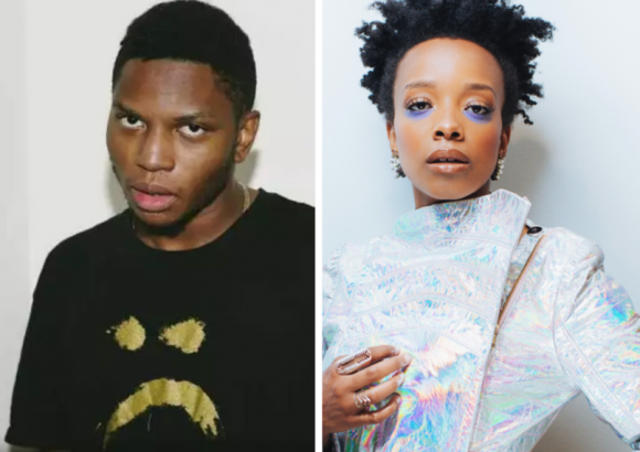 Gallant & Jamila Woods at The Wiltern