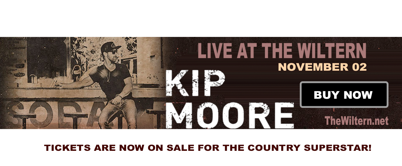 Kip Moore at The Wiltern