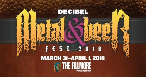 Decibel Metal & Beer Festival - 2 Day Pass at The Wiltern
