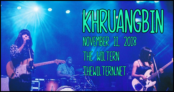 Khruangbin at The Wiltern