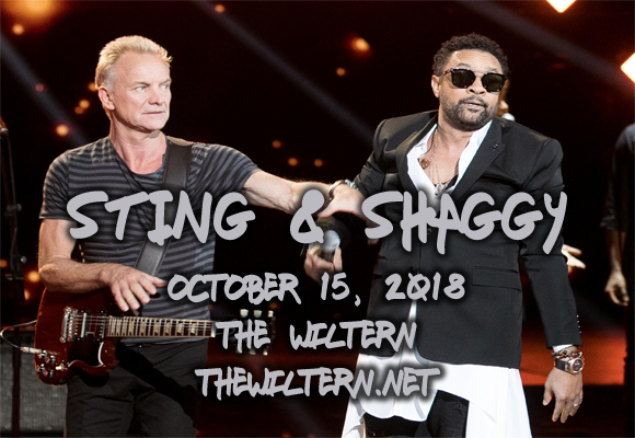 Sting & Shaggy at The Wiltern