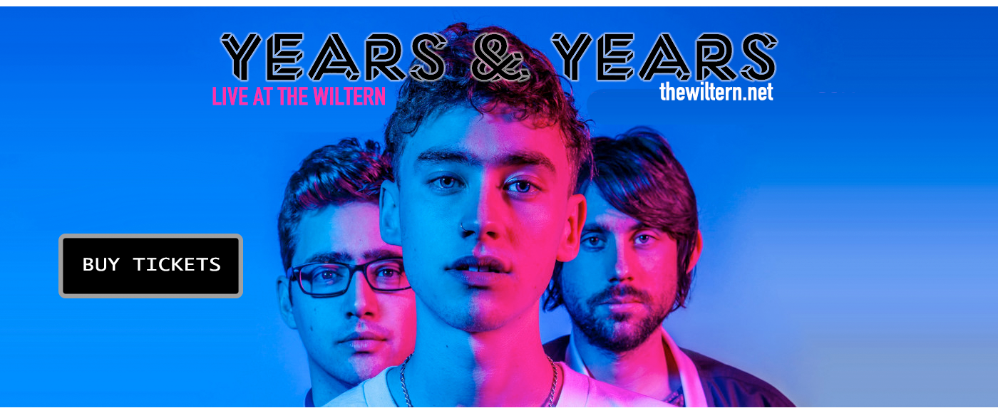 Years & Years at The Wiltern