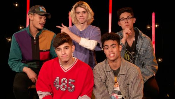 Prettymuch at The Wiltern