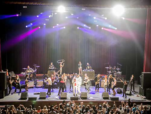 Thievery Corporation at The Wiltern