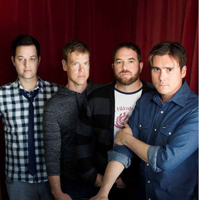 Jimmy Eat World at The Wiltern