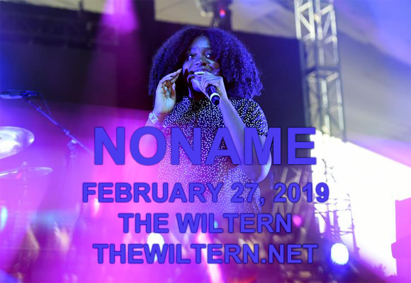 Noname at The Wiltern