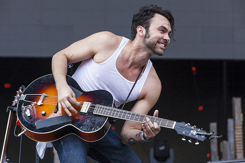 Shakey Graves at The Wiltern