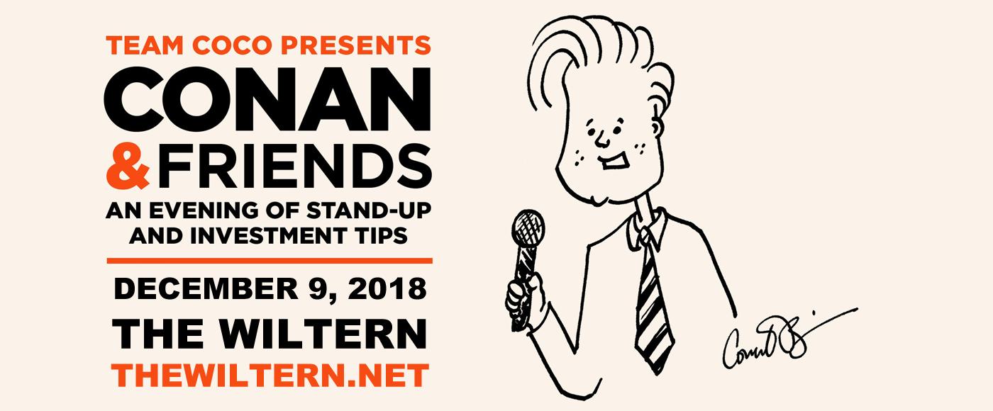 Conan O'Brien at The Wiltern