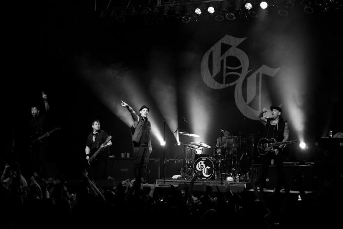 Good Charlotte at The Wiltern