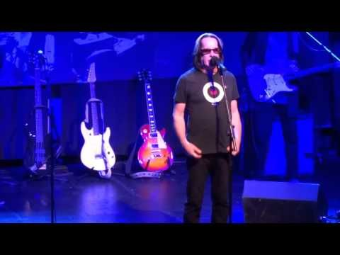 Todd Rundgren at The Wiltern