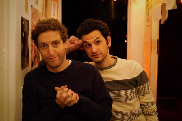 Middleditch and Schwartz at The Wiltern