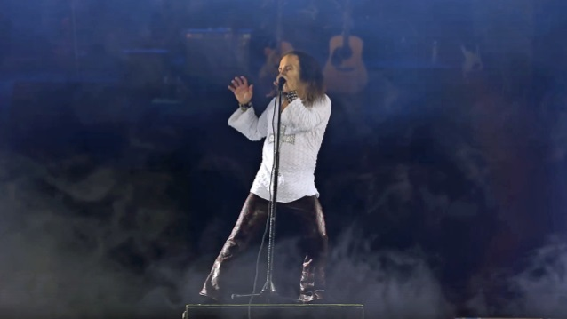 Dio Returns - Ronnie James Dio Hologram Tour at The Wiltern